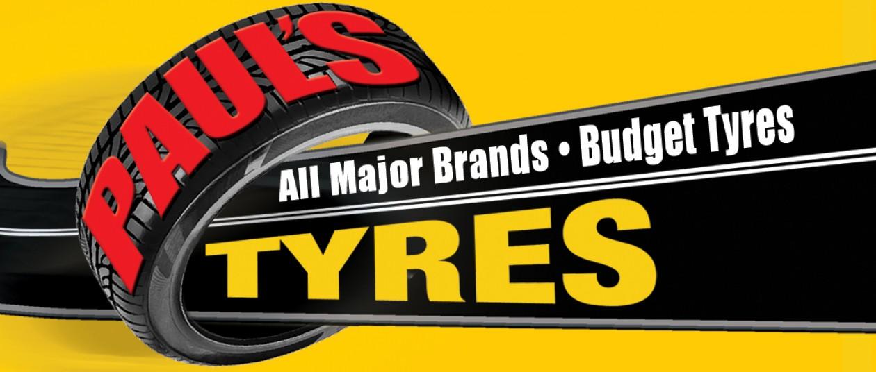 Paul's Tyres